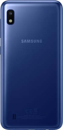 Смартфон Samsung Galaxy A10 32GB (синий)