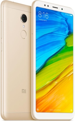 Смартфон Xiaomi Redmi 5 32GB (золотой)